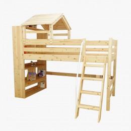 북케이스 벙커 사다리 침대