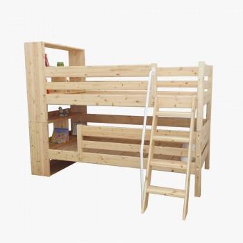 북케이스 2층 사다리 침대